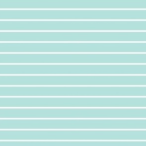 fair aqua stripes reversed // pantone color of the month march