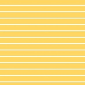 aspen gold stripes reversed // pantone color of the month june