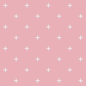 coral blush cross plus // pantone color of the month july