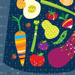 farm fresh market bag