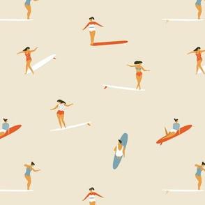 Soul surfers white