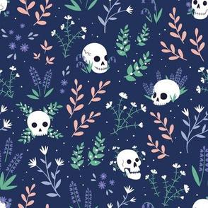 6892724-skull-floral-blue-by-alyssa_scott