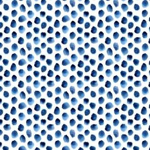 Watercolor dots micro
