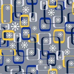Winter Mod Snowflakes