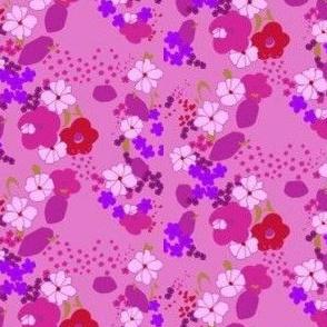 Kaylee Pink Floral