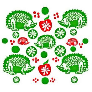 Holiday Hedgehog