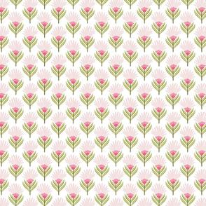 Strawberry Fields Linear Buds
