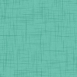 Soft solid linen texture // mint green