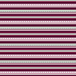 Magenta Stripe