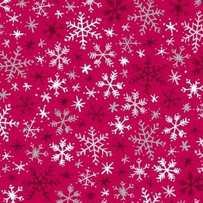 Snowfall (Cranberry)