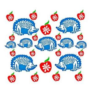 Hedgehogs & Apples
