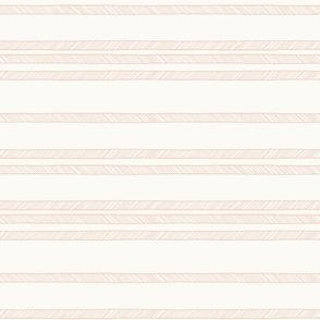Birch Chevrons { pink }