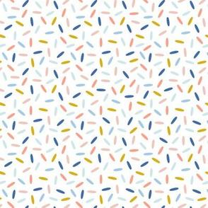 Sprinkles White
