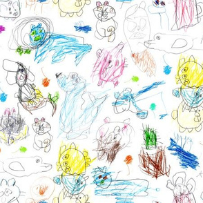 kids drawings 3
