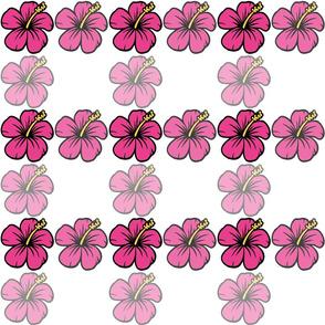 Hibiscusplaid