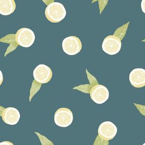 Lemons on Evergreen