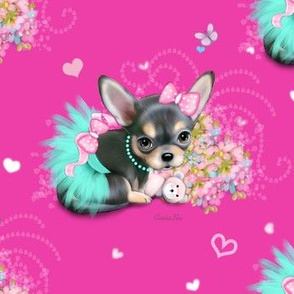 Chichi_sweetie_hot_pink_M