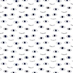 Blue eyes micro