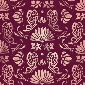 Classic Floral Pattern