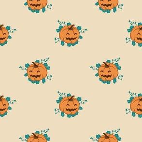 Happy Pumpkin Jack
