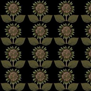 Dark Flower Motif
