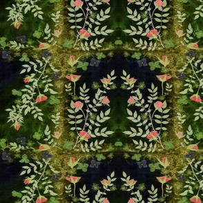 Mossy Rose Garden