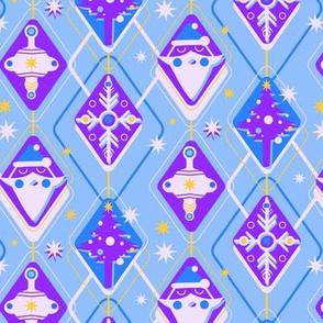 Winter Mod Purple