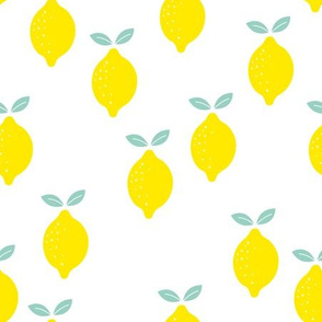 When life gives you lemons just make a cute piece of fashion yellow