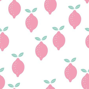 When life gives you lemons just make a cute piece of fashion pink