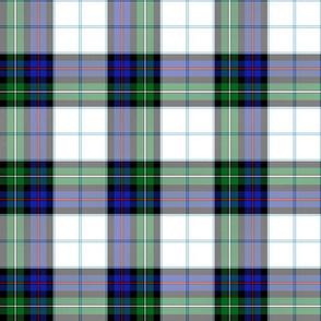 "Mackenzie dress tartan from 1830, 12"""