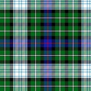 """MacKenzie dress tartan #1, 6"""""""