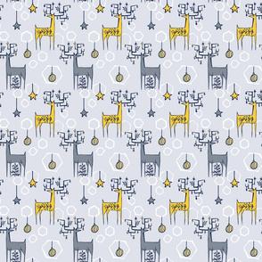 Collingwood - Decorated Deer