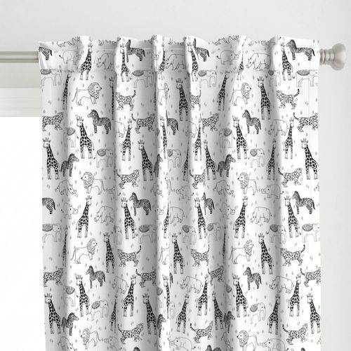Home Decor Curtain Panel