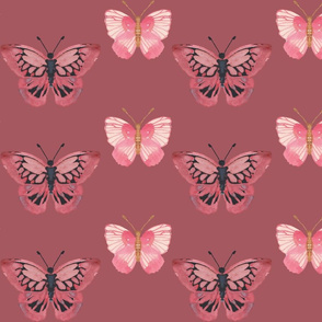 65. Butterfly Red
