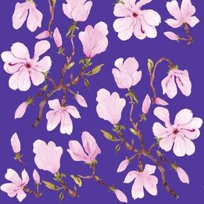 Magnolia magic magenta