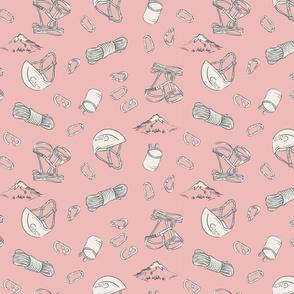 Climb Outside - Pink