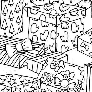 Piles of Presents