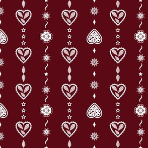 Graphic hearts_winered