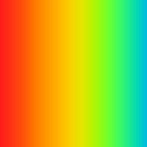 rainbow vibrant blend