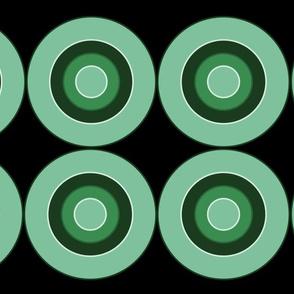 Panton Green Circles