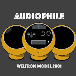 Weltron Model 2001