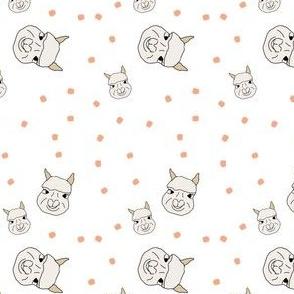 Alpaca Love - Polka Dot
