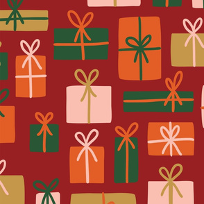 Christmas or birthday presents