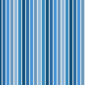Hanukkah Dreidel Stripes