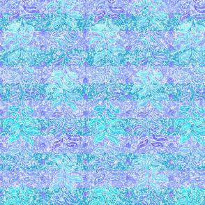 FLoral-Columns_TEAL &-BLU_Stripes-PIQUE