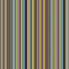 Dinosaur stripe greys