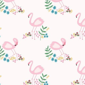 Flamingo Fun Pink