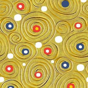 After Klimt - the Veil