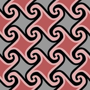 swirled tesselation