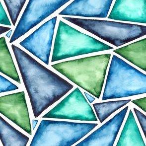 pattern large scale fragmentation